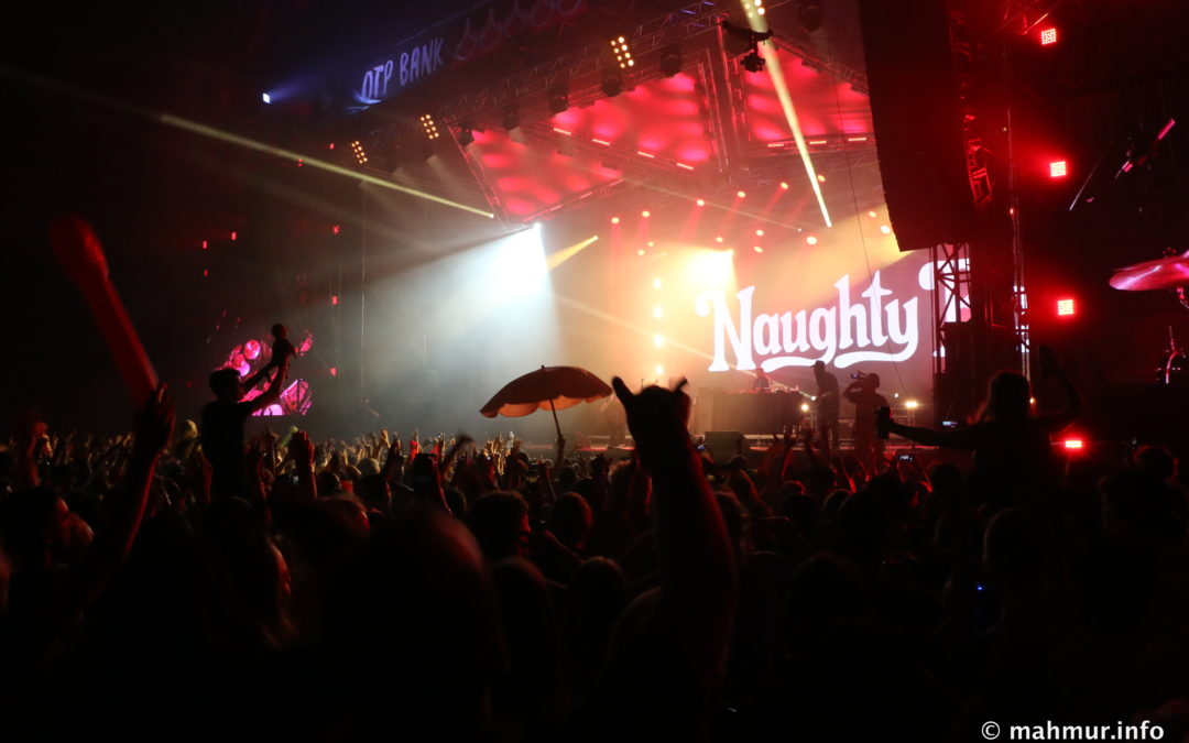 Sziget Festival 2016 – Day 0