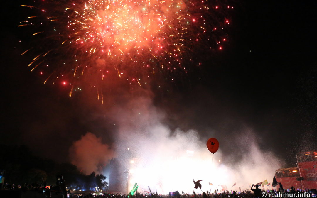 Sziget Festival 2016 – Day 5