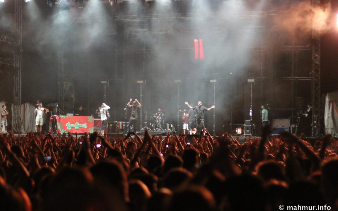 Bucharest GreenSounds Festival 2016 – ziua 1