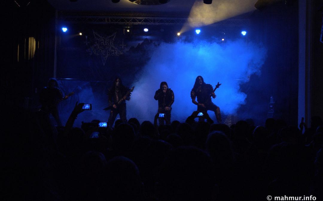 Dark Funeral, Carach Angren @ Quantic
