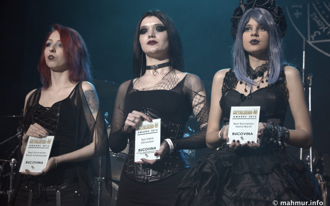 Metalhead Awards 2016