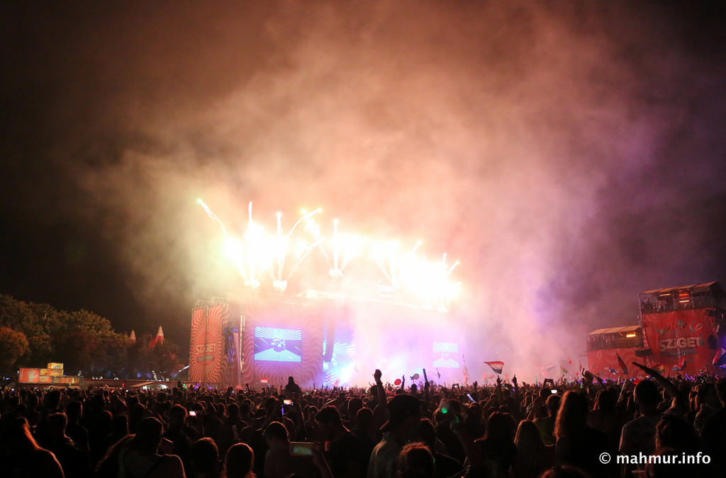 Sziget Festival – editia 25