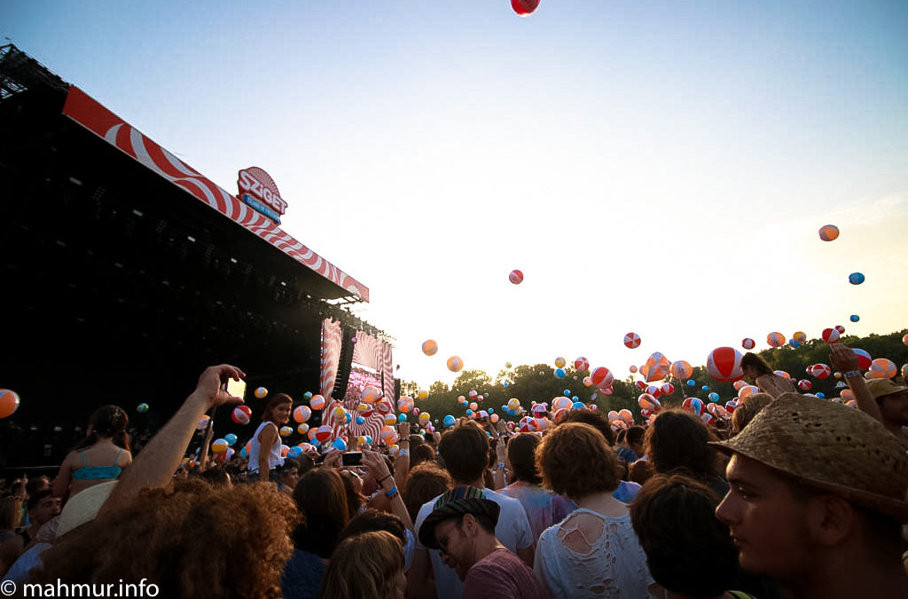 Sziget Festival 2017 – Day 0