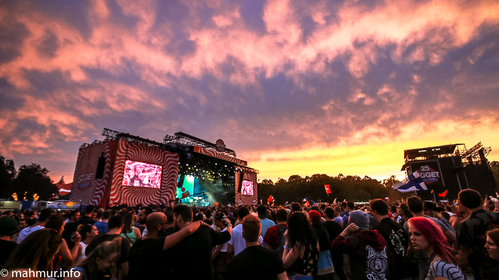 Sziget Festival 2017 – Day 2