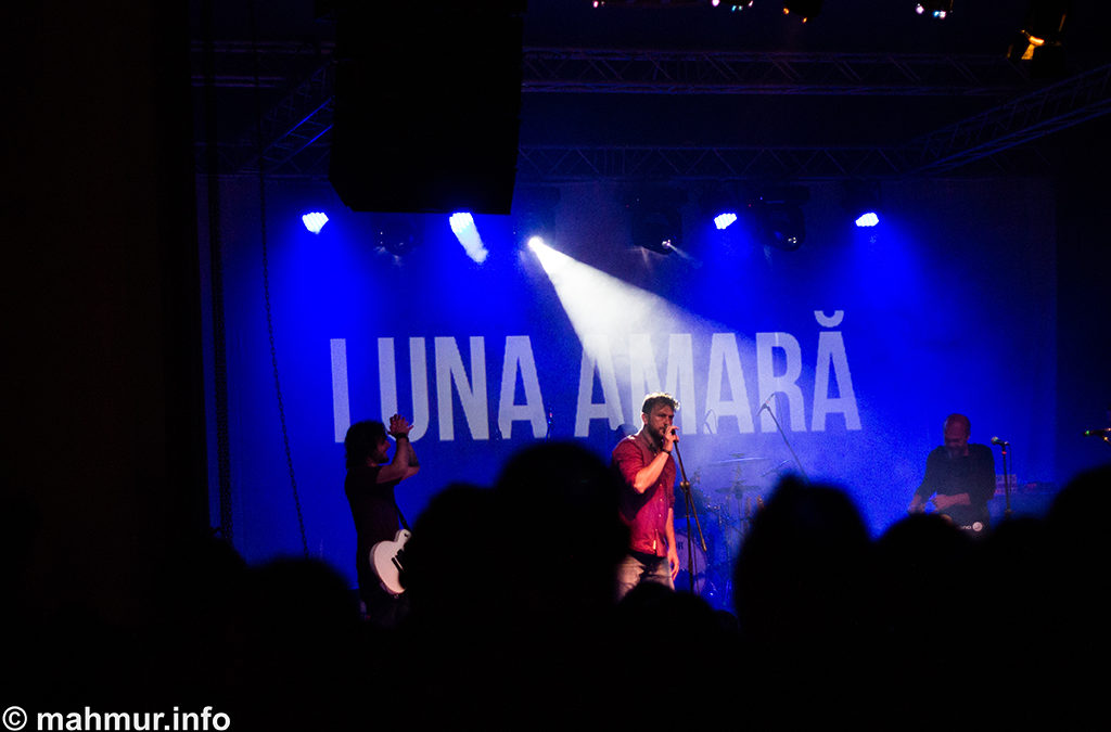 Luna Amara @ Quantic Club