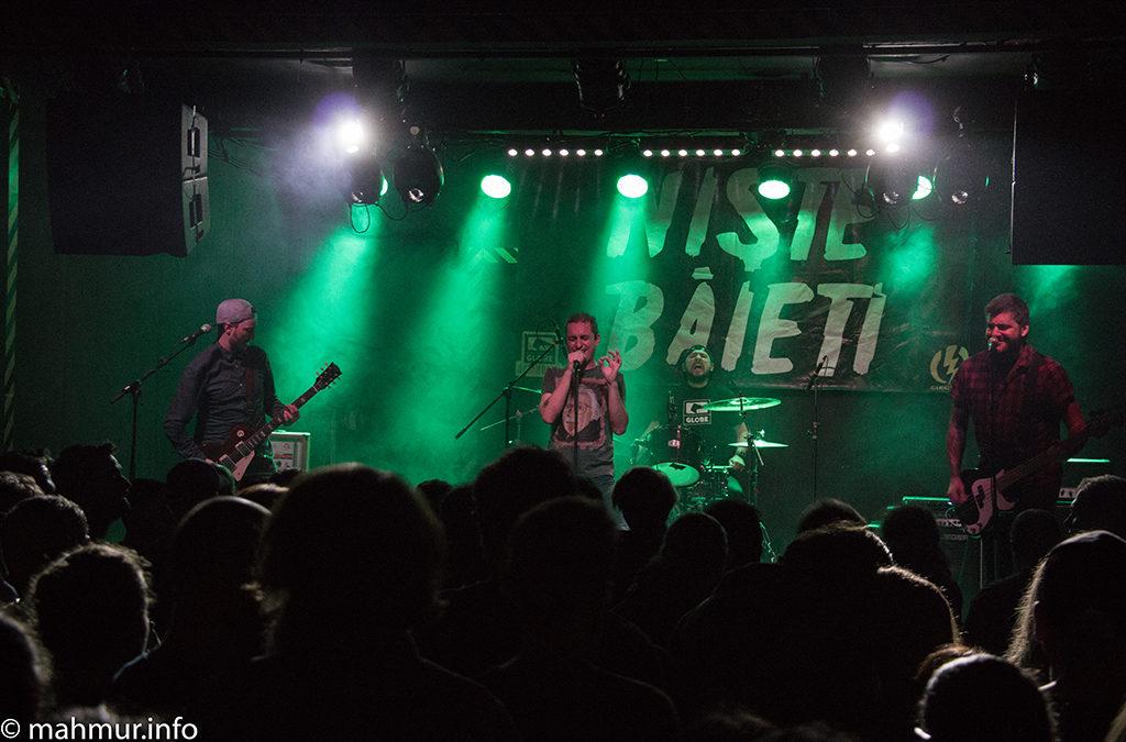 Concert Niste Baieti in Fabrica Club