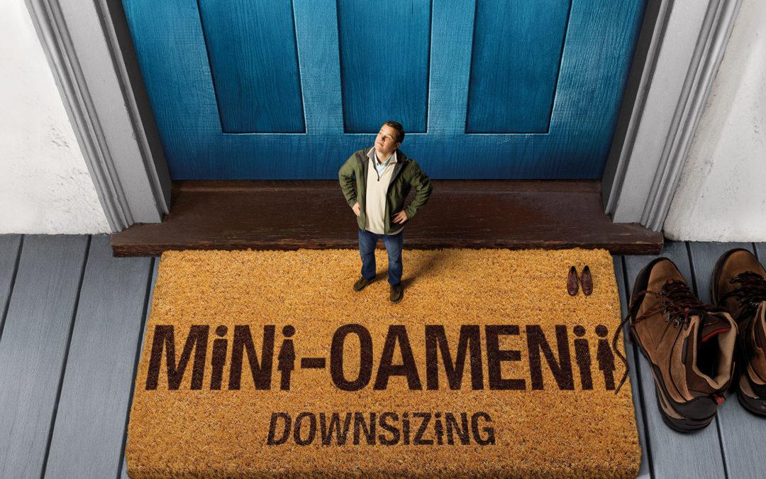Downsizing. Mini-oamenii