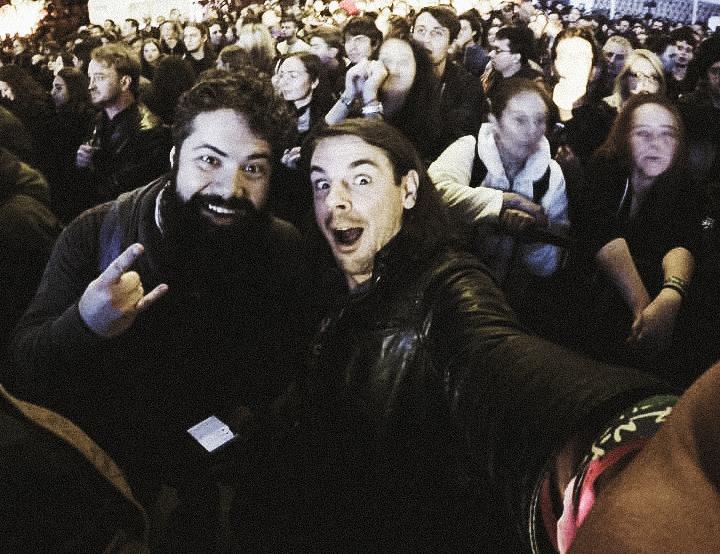 Fotografia de concert – pasiunea care m-a schimbat