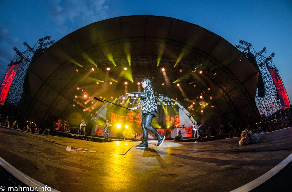 Scorpions @ Romexpo – Bucuresti 2018