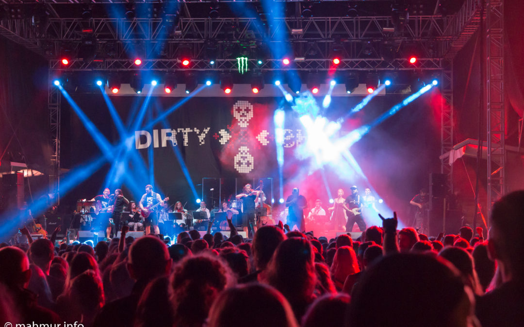 Rockstadt Extrem Fest 2018 – ziua 1