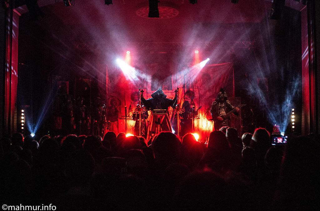Concert Batushka la Quantic Pub