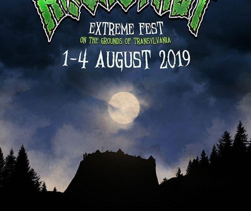 Rockstadt Extreme Fest 2019, un festival care nu trebuie ratat!