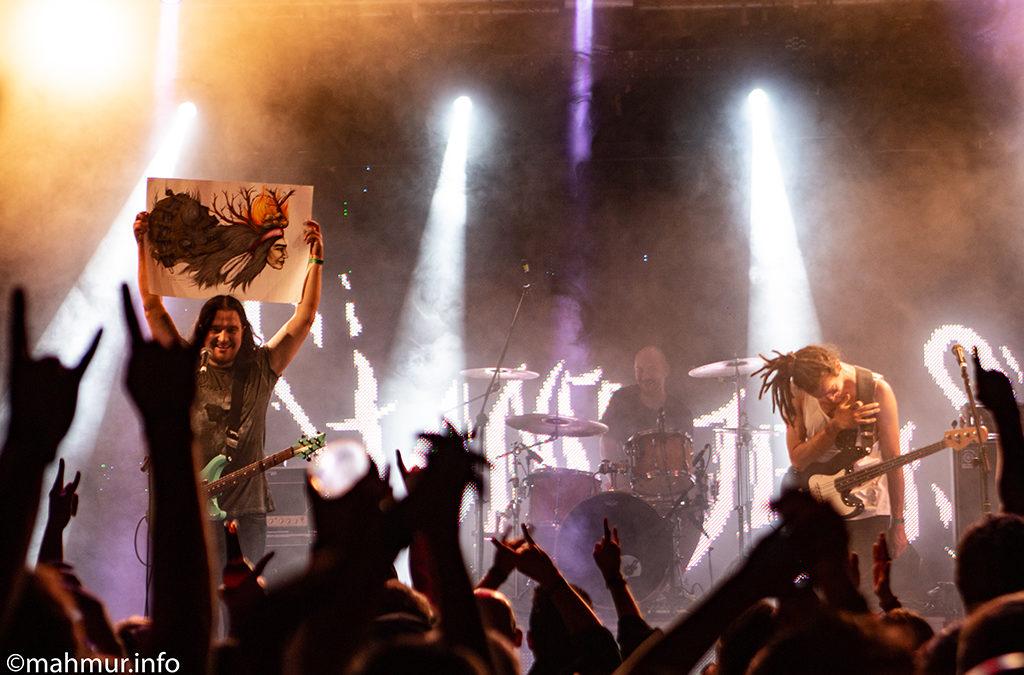 Concert Stoned Jesus la Quantic Pub 2019