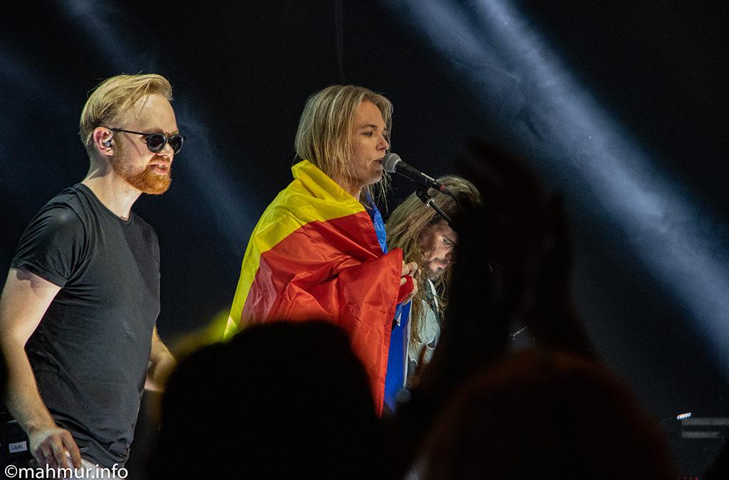 Concert Apocalyptica la Arenele Romane in 2019
