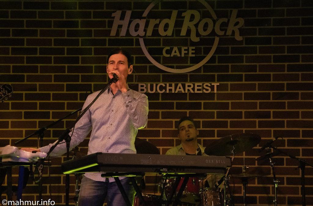Concert Sarmalele Reci la Hard Rock Cafe