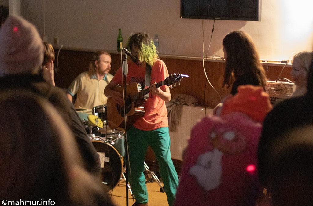 Concert Crywank si TUSOL la Club Sims